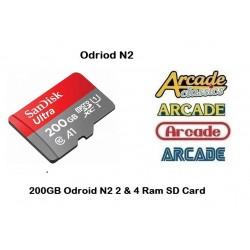200GB V4.5 RETROPIE ODROID...